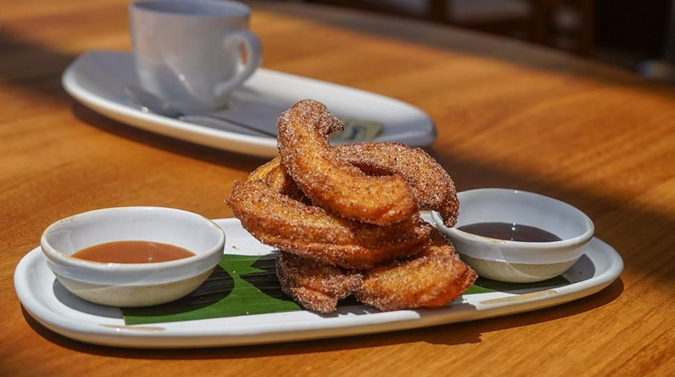 Make This Hotel's Mouthwatering Churros