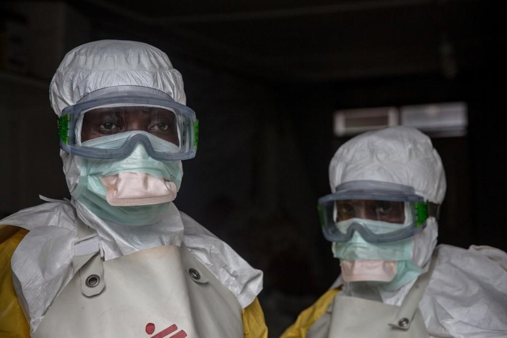 New Ebola Outbreak In Congo Creates Unparalleled Challenges During A Pandemic