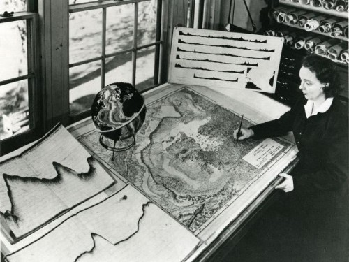 How Pioneering Geologist Marie Tharp Changed Our View Of Earth