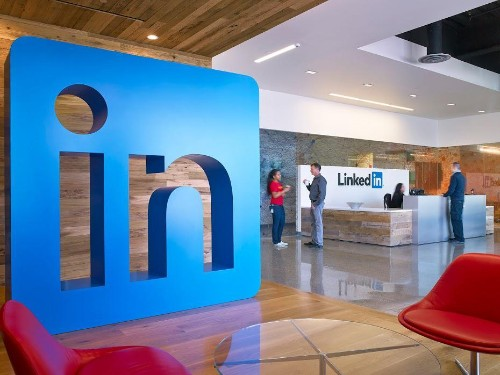 Meet The Woman Behind LinkedIn's Thriving Company Culture