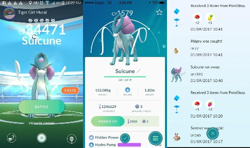 How To Beat And Catch Suicune In 'Pokemon GO'