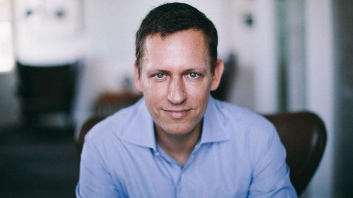 Peter Thiel: 'Don't Wait To Start Something New'