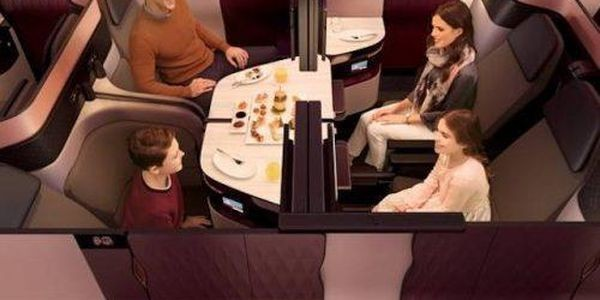 Flight Review: Qatar Airways Qsuite Business Class From Doha To Washington DC