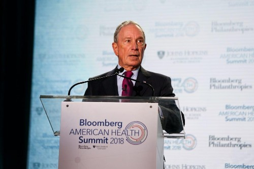 Michael Bloomberg: Here Is $50 Million To Address The Opioid Crisis