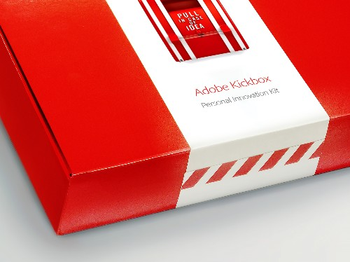 Adobe Kickbox Gives Employees $1000 Credit Cards And Freedom to Pursue Ideas