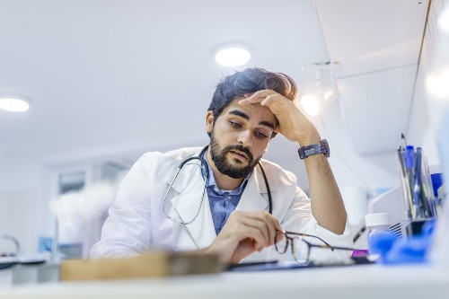 """Electronic Medical Records, Burnout, And """"Man's 4th Best Hospital"""""""