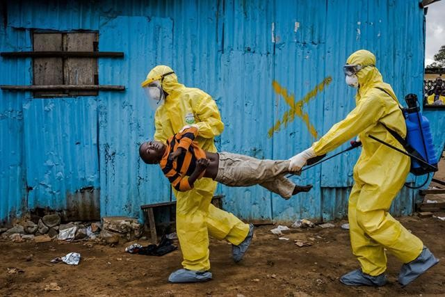 The Top Global Healthcare Story For 2014: Ebola