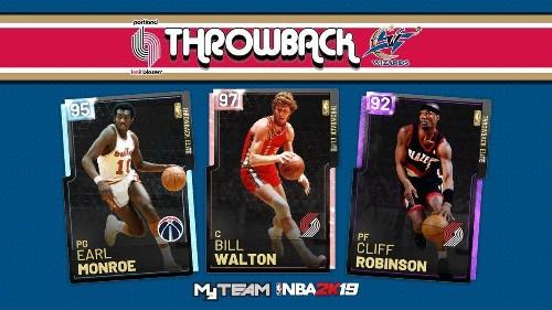 'NBA 2K19' MyTeam: New Bill Walton Pink Diamond Cards Highlight Latest Throwback