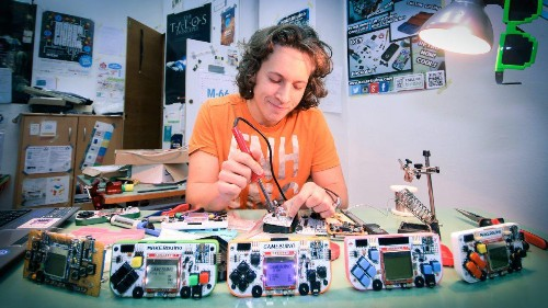 CircuitMess Taps Retro Gaming And DIY Attitude To Spark Imaginations At CES 2018
