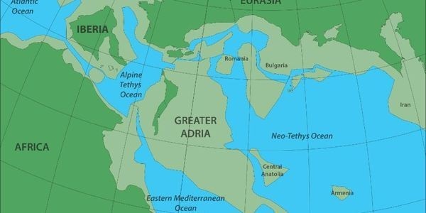 Goodbye Atlantis, Hello 'Greater Adria'. A Lost Continent Has Been Found By Geologists