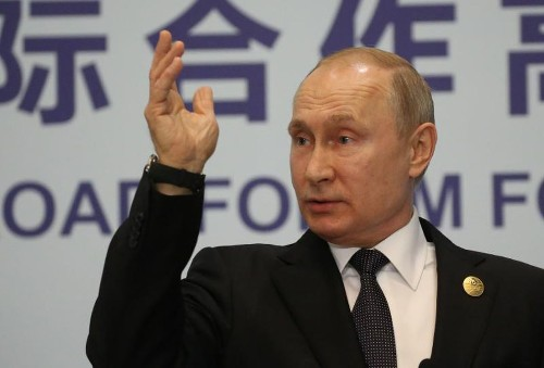 Huawei Soars In Russia As Putin Engages In New 'Technological War'