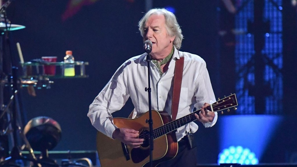 Moody Blues' Justin Hayward Adds More Music To Tuesday Afternoons