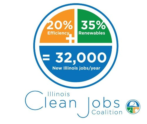 Illinois Bill Pledges More Clean Energy Jobs, Boost to Economy, and Cleaner Air