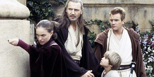 'The Phantom Menace' At 20: In Defense Of A Merely Okay 'Star Wars' Movie
