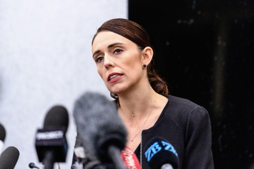 New Zealand P.M. Jacinda Ardern Is the Leader We've Been Waiting For
