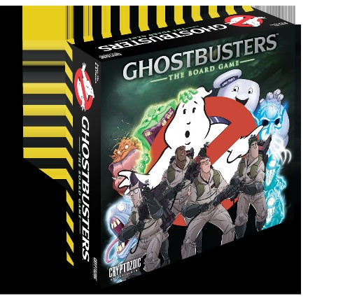 Cryptozoic Announces Ghostbusters: The Board Game