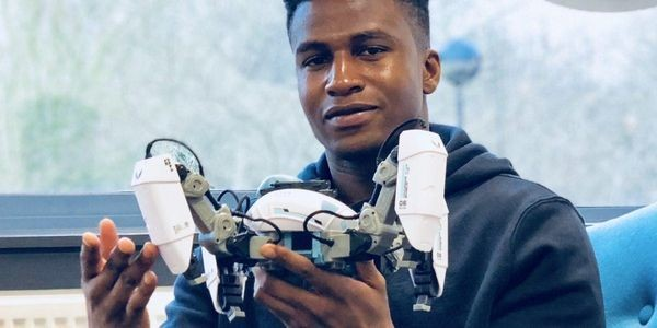 Meet The Young Robotics Entrepreneur Who Got A Dream Deal With Apple