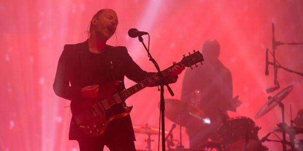 The Glastonbury Effect: Radiohead Back At Top Of U.K. Chart, Foo Fighters Follow