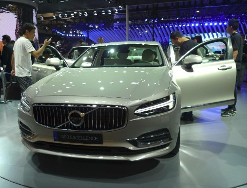 The Volvo S90 L Excellence Is The Most Luxurious 3-Seater Ever