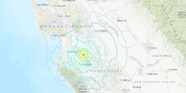 Pair of Strong Quakes Shake California: Here's Everything You Need To Know