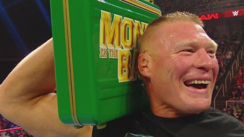 WWE Raw Results: News And Notes After Brock Lesnar Refuses To Cash In MITB Briefcase