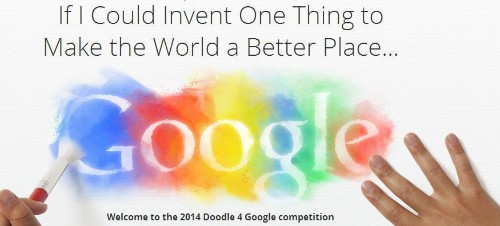 Google Offers Scholarship For Best Kid's Doodle