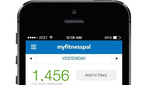 MyFitnessPal Starts Tracking Steps To Grow The World's Largest Nutrition Database