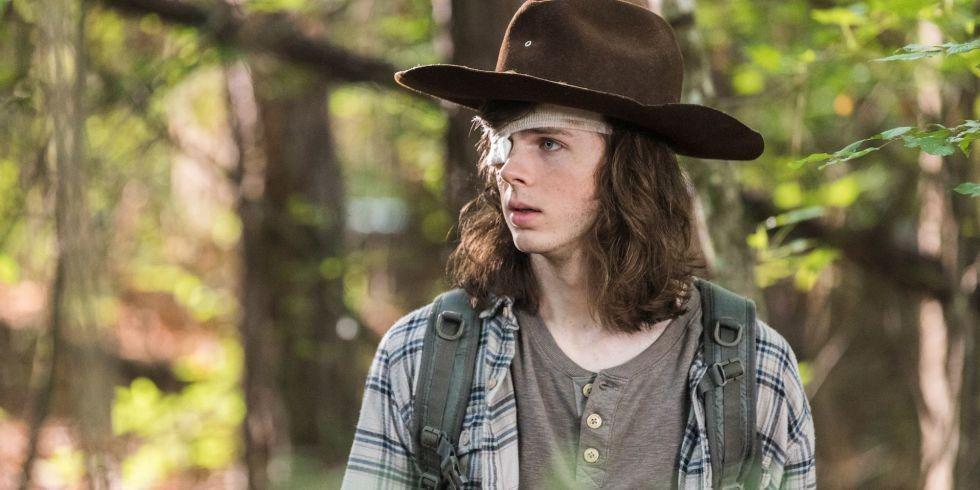 It Finally Seems Clear Why 'The Walking Dead' Killed Carl