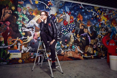 Pop Art Aficionado Philip Colbert On His Latest Exhibition At The Saatchi Gallery, London
