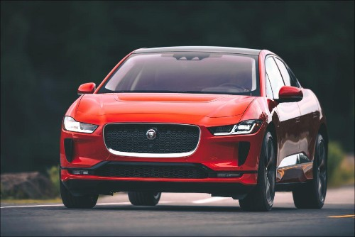Jaguar I-PACE 'Legacy' Engineering Skills And Battery-Electric Propulsion Deliver Luxe Commuting