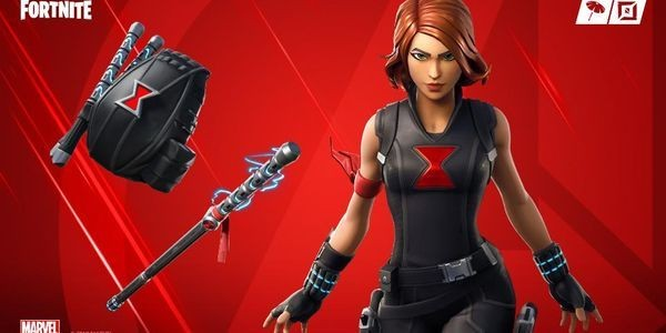 Fortnite's New Black Widow Skin Is Live As Part Of Its 'Avengers: Endgame' Crossover Event