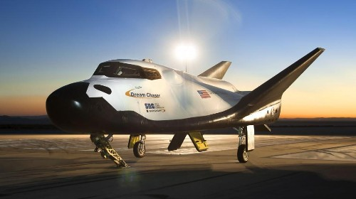 Sierra Nevada Corporation Files Protest Over NASA Spacecraft Selection