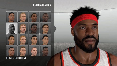'NBA 2K19' Exploring The New Create-A-Player Option And Player DNA For Roster Creators