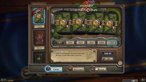 'Hearthstone' Should Dump 50 Free Un'goro Packs On Every Player (Seriously)