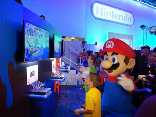 Nintendo And The Future Of Kids' Games: E3 From A Father's Perspective