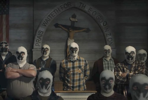HBO's 'Watchmen' Has A Secret Website That Answers Questions And Fills In Historical Blanks