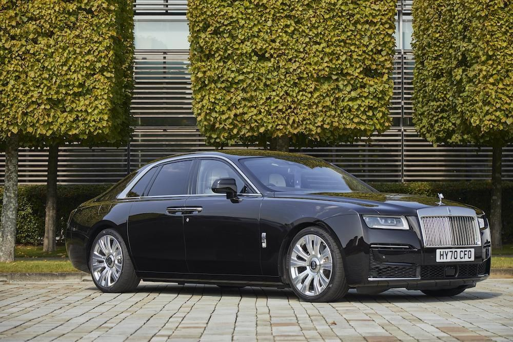 First Drive: All-New 2020 Rolls-Royce Ghost