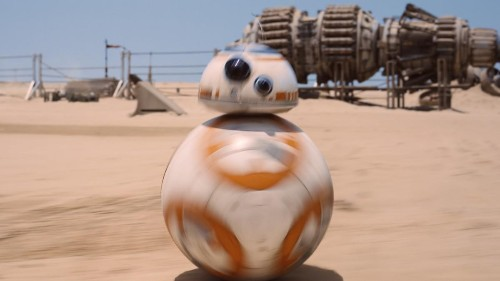 How BB-8 Works In 'Star Wars: The Force Awakens'