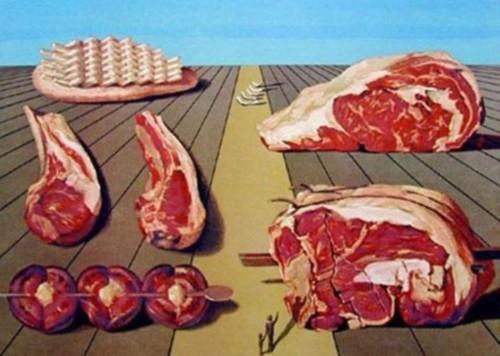 Salvador Dalí's Beautiful, Mad, Inspired, Rare Cookbook