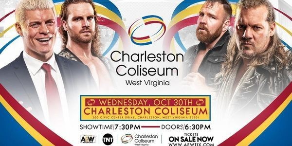 AEW On TNT Ticket Sales Slow Down Amid WWE NXT-To-USA Announcement