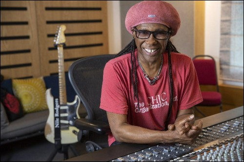 Nile Rodgers On Why 500 Million Sales Are Never Enough