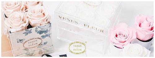 Venus ET Fleur, Bespoke Everlasting Rose Atelier Opens Up Shop In London