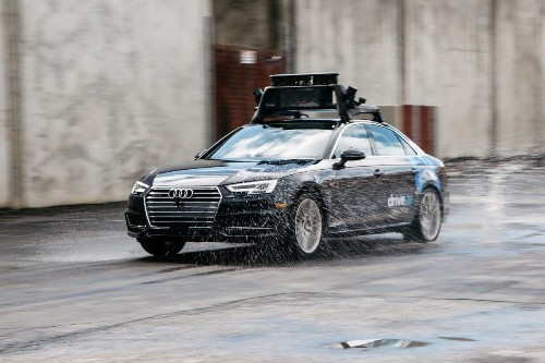 Robot Car Tech Startup Drive.ai Raises $50 Million, Adds Stanford's Ng To Board
