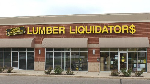 Lumber Liquidators Whacked As Earnings Whiff And Criminal Charges Loom