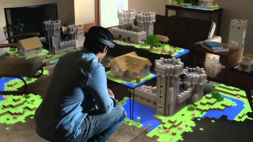 Microsoft's HoloLens Will Cost 'Significantly More' Than An Xbox One