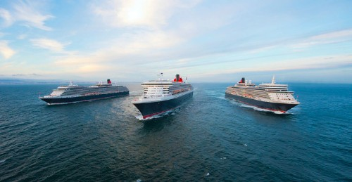 Two Decades After Being Acquired By The World's Largest Cruise Company, Cunard's Star Is Shining