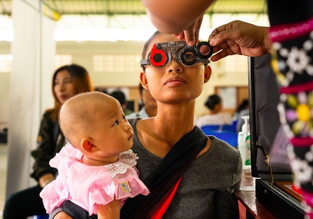 Seeing Is Believing: A Nonprofit Views Eyesight As The Key To Improving The Global Economy