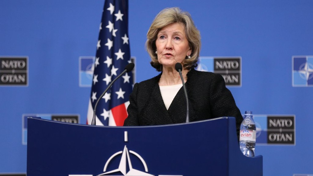 Trump's NATO Ambassador Calls Biden President-Elect, Vows 'Seamless' Transition