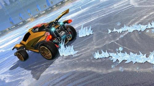 Rocket League's 'Frosty Fest' Winter Event Begins December 17