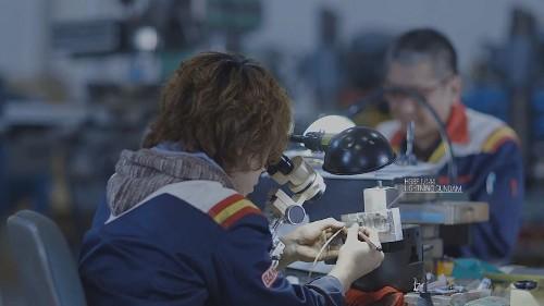 Bandai Finally Shows The Process Of How Gundam Model Kits Are Made